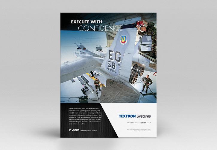 Textron Systems Ad