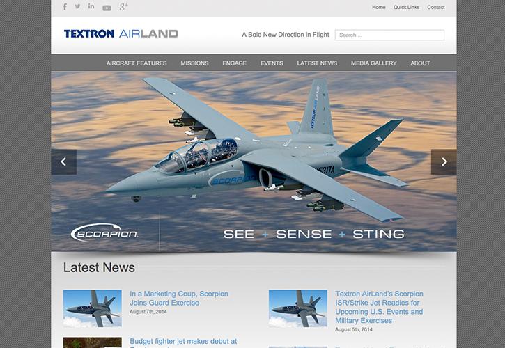 Scorpion Website