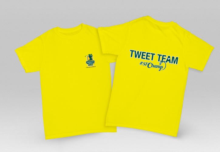 SFC Tweet Team T-Shirts